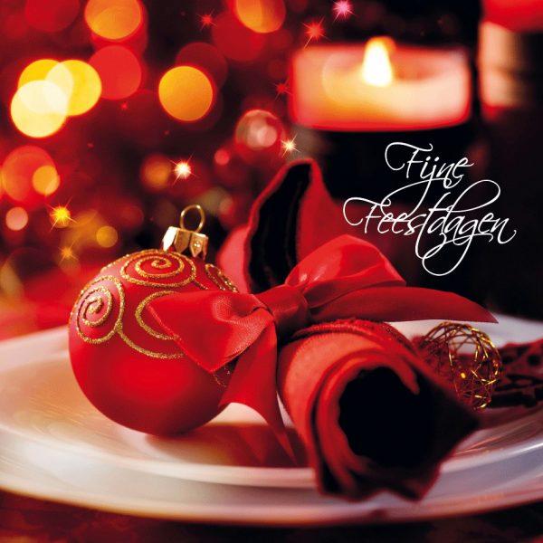 Kerstkaart zakelijk